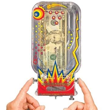 3DE pinball toy engineer design