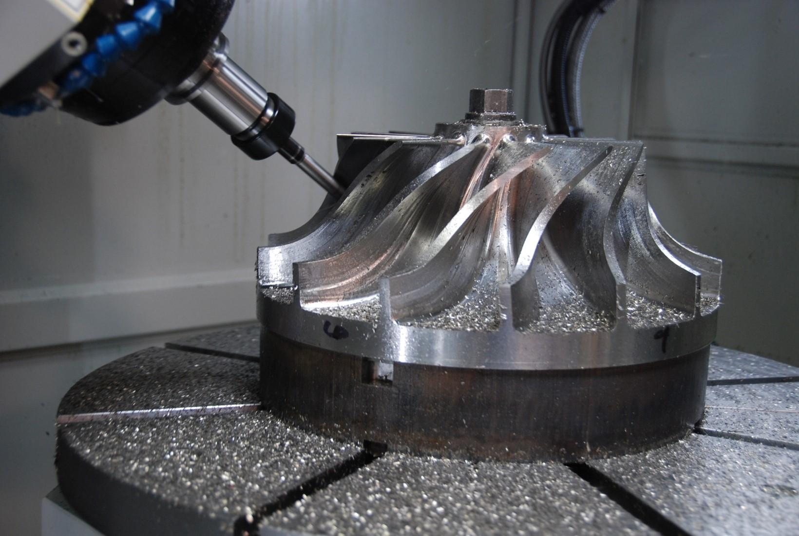 rapid cnc milling