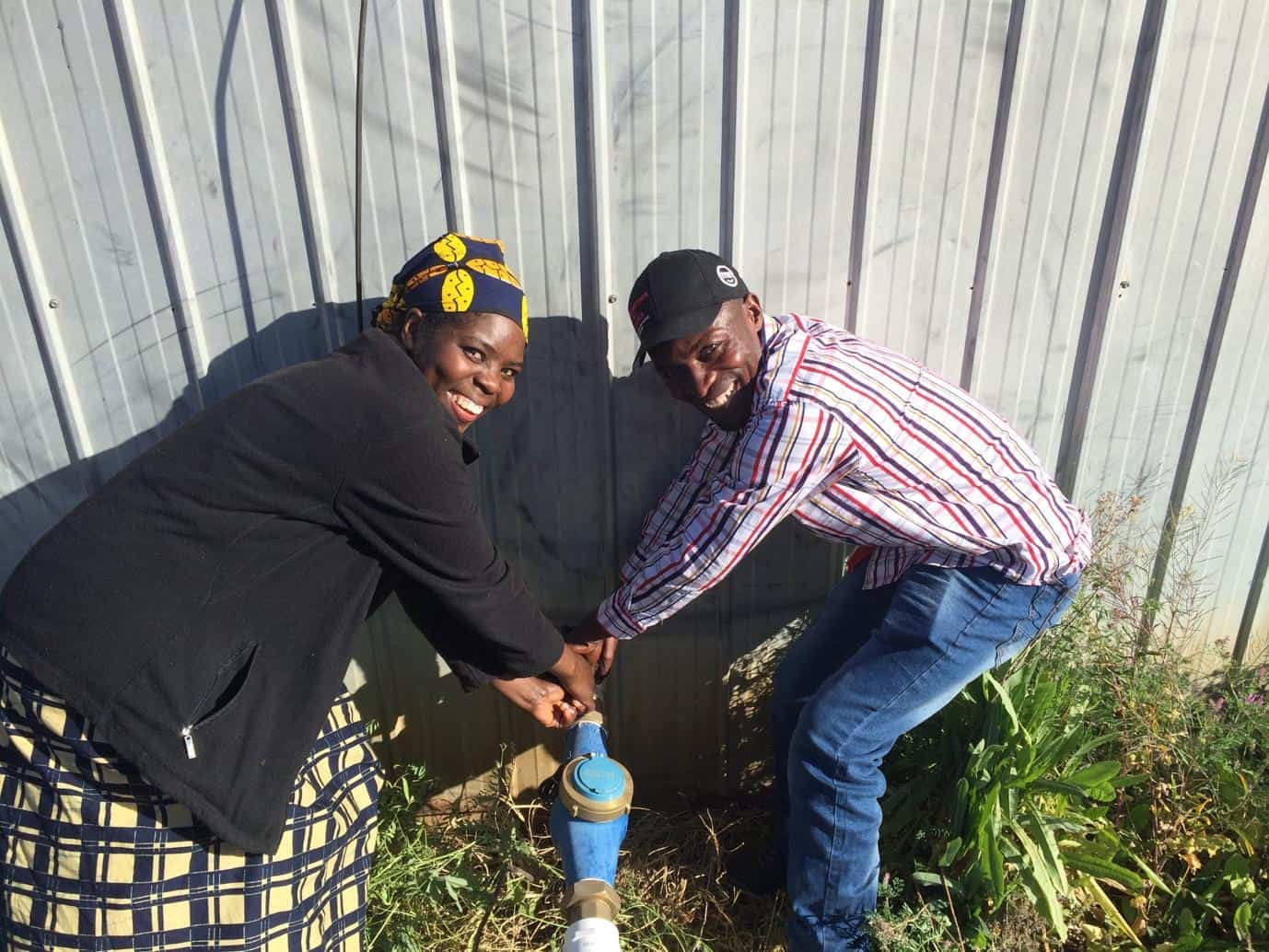 Community Water Bank: Building Resilience for Small-Scale Community Regenerative Farming