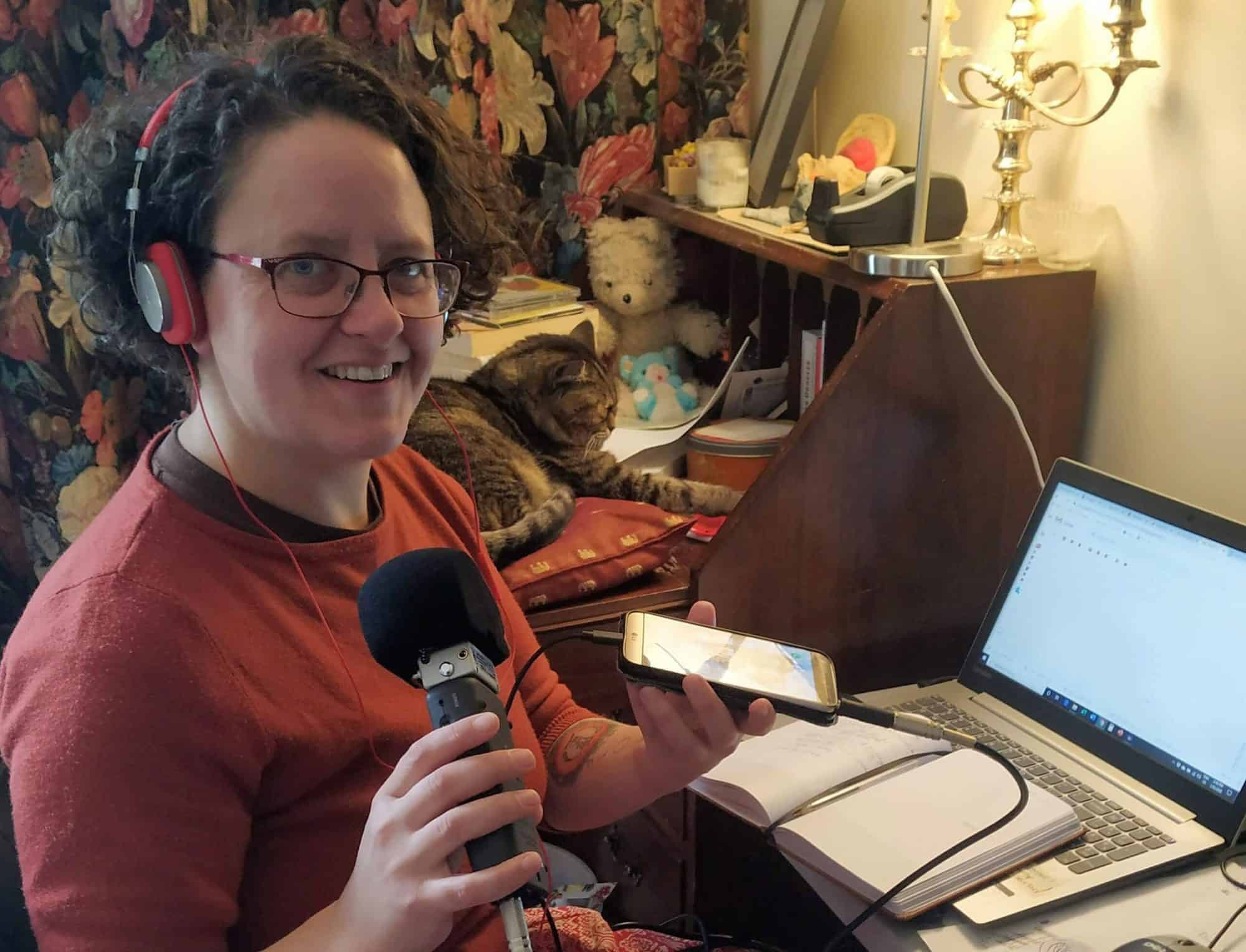 Podcast brings science and community action together