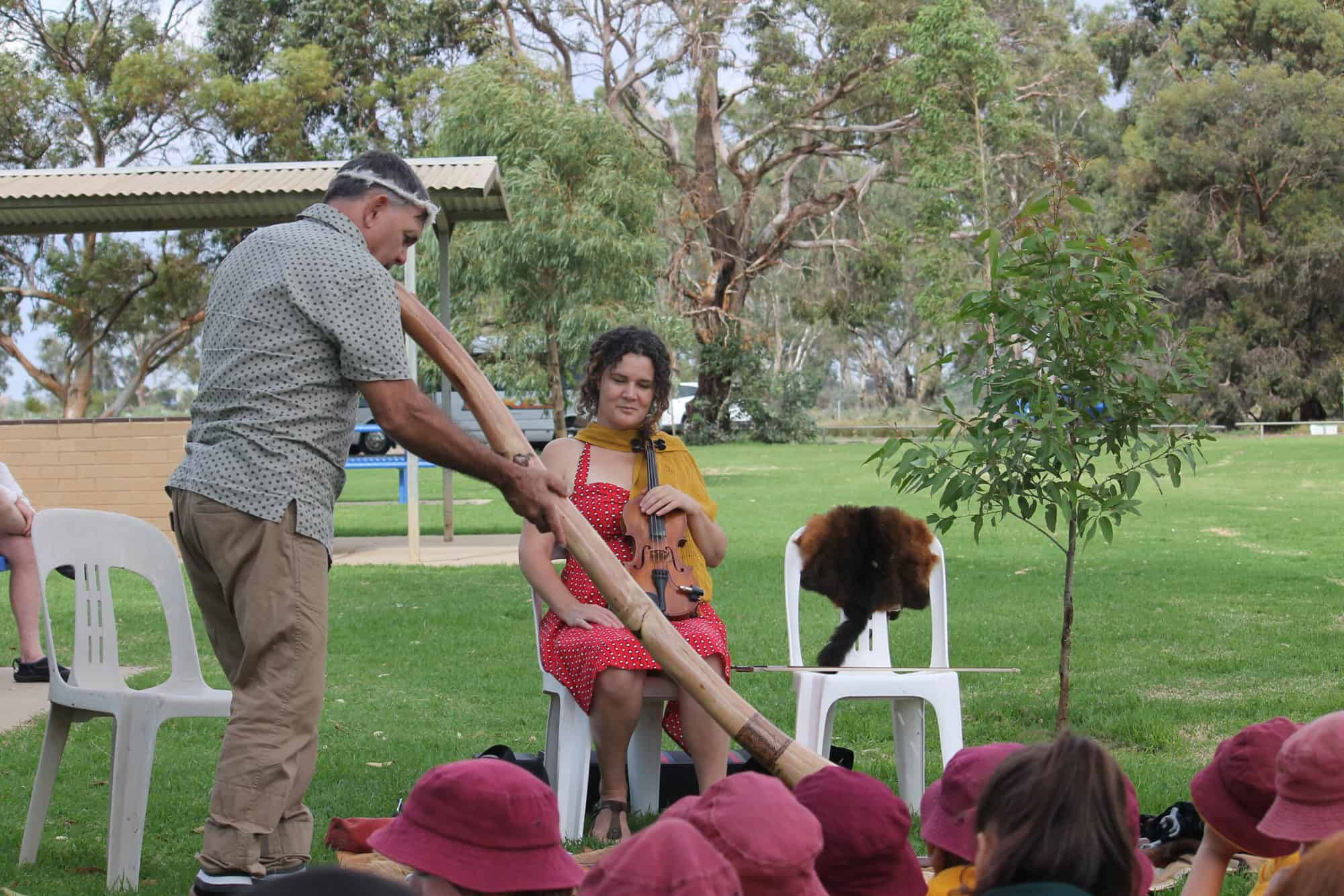 Traditional Owners lead climate adaptation activities