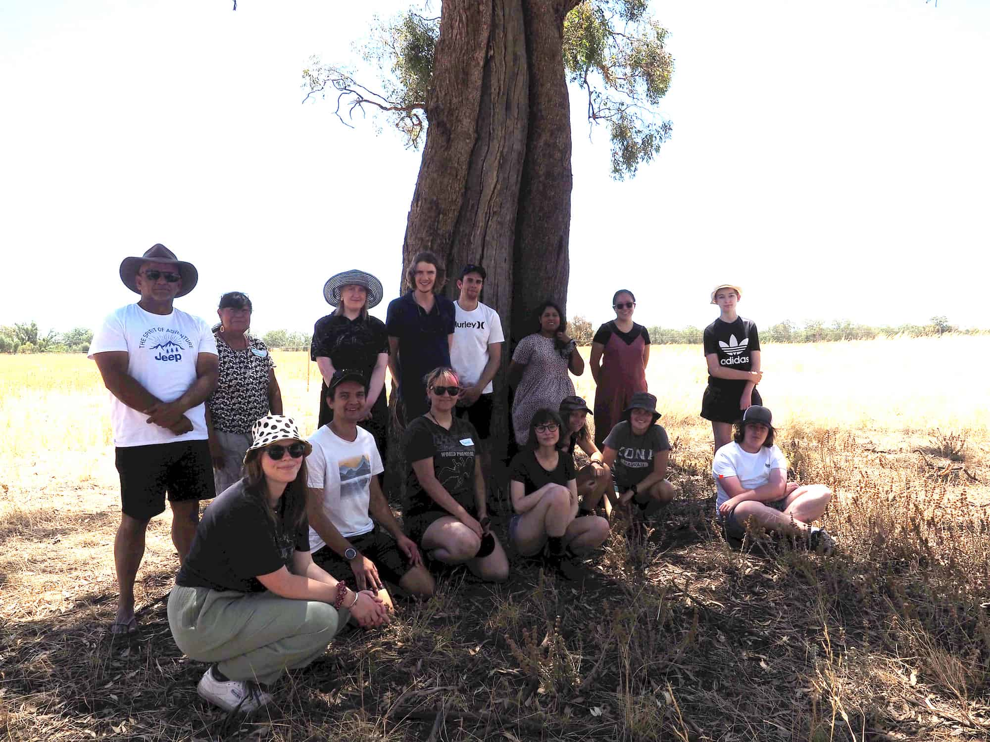 Youth Climate Network Caring for Climate on Country