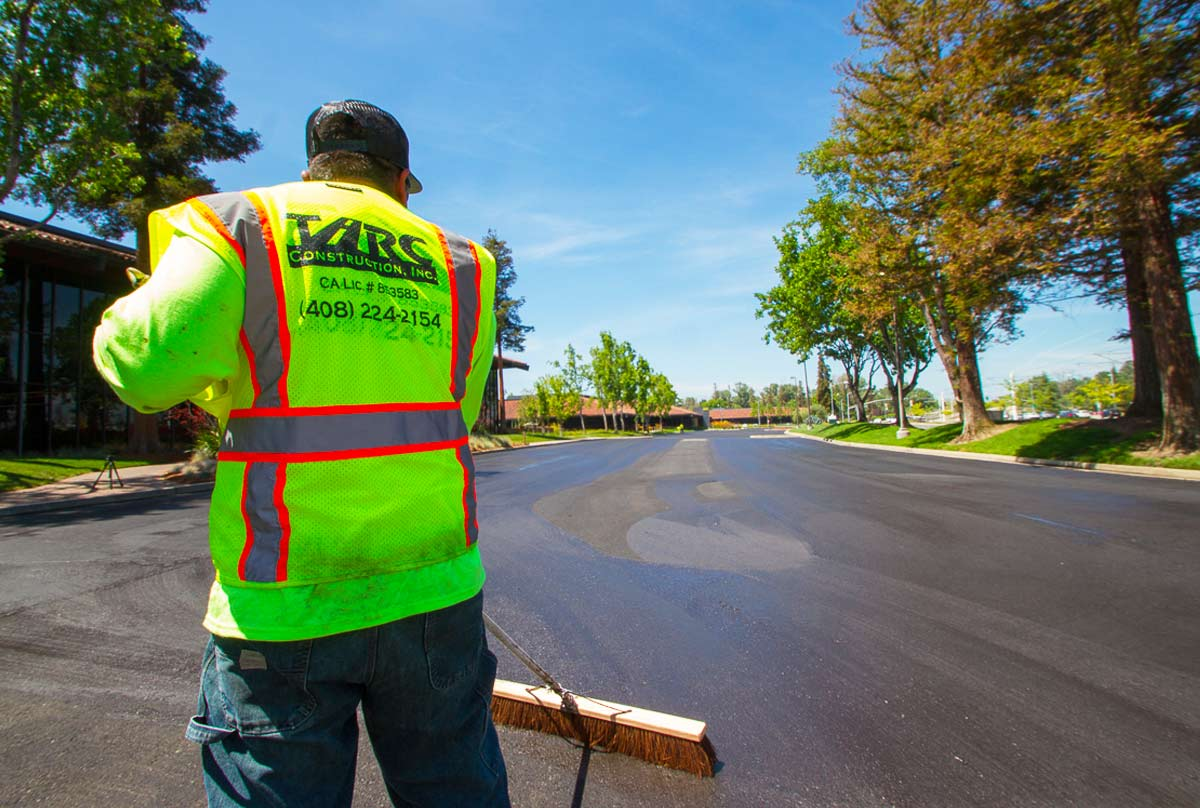 preventative asphalt maintenance