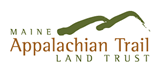 Logo for the Maine Appalachian Trail Land Trust.