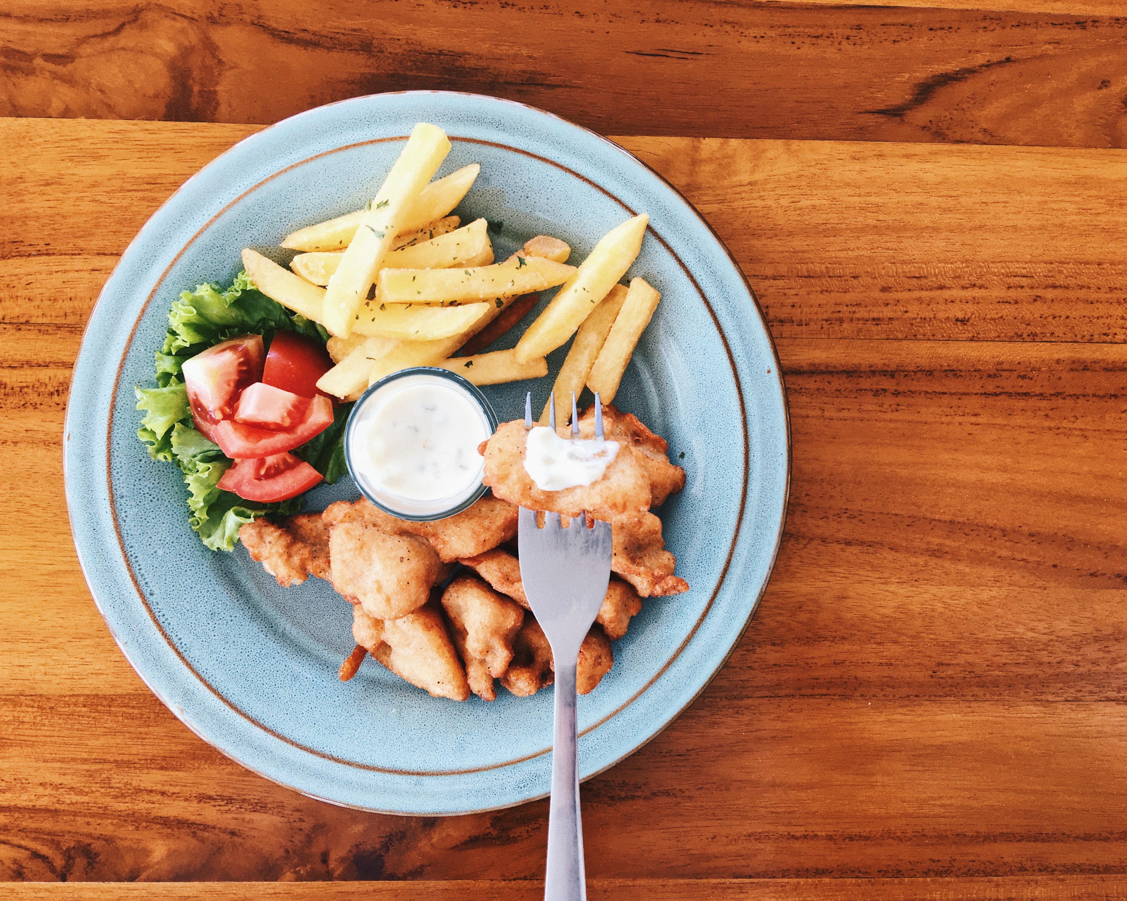 Escape Bajo - Food on Fork
