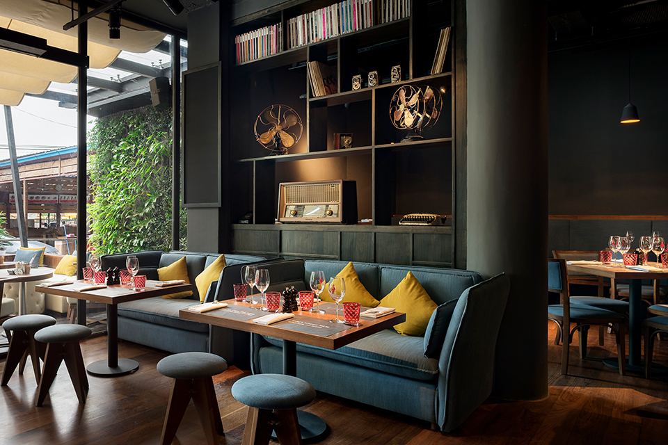 Hotel G - Yangoon - Food on Fork