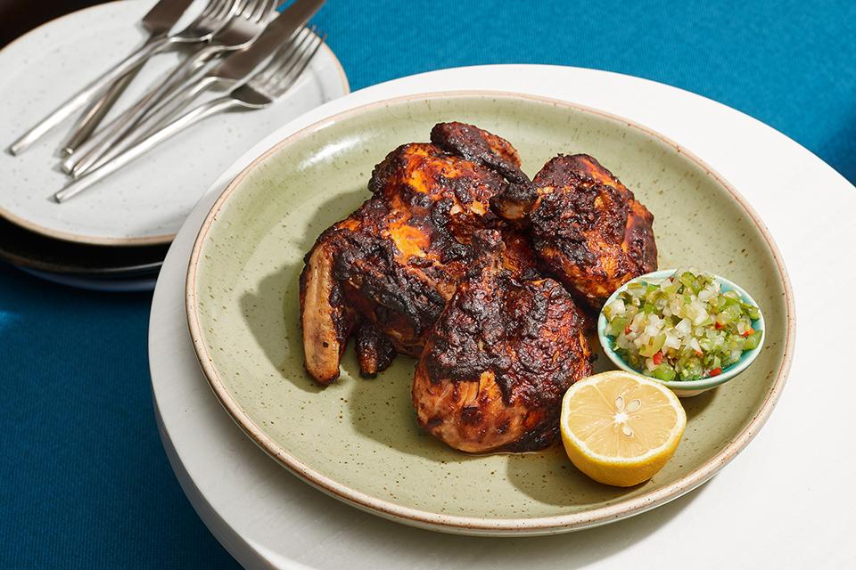 Panamericana - Food on Fork