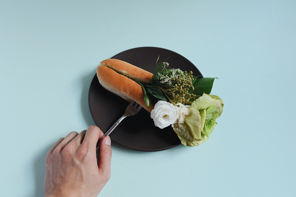 A Better Florist - Food on Fork
