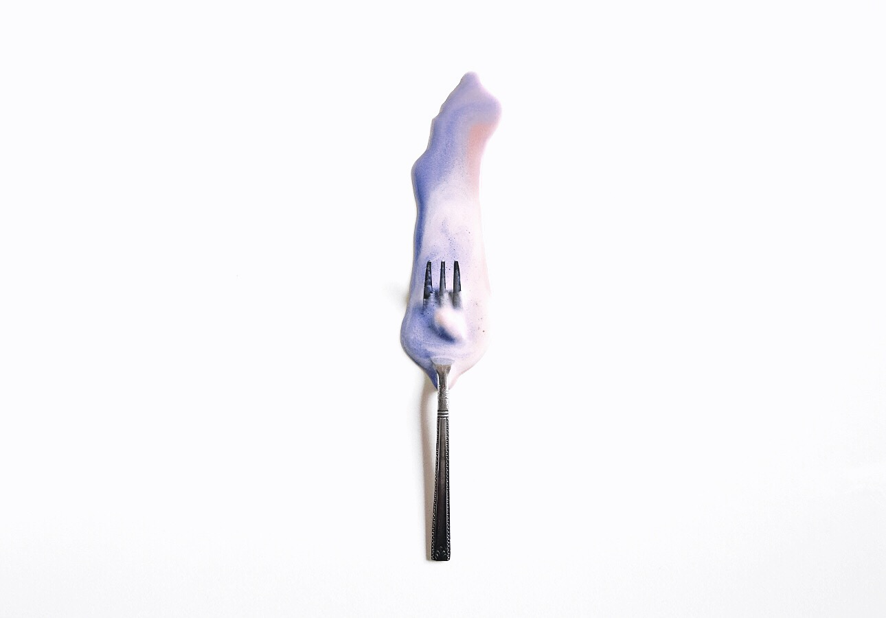 Baskin-Robins-food-on-fork