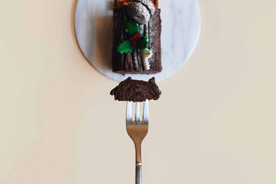 Cake Avenue - Food on Fork