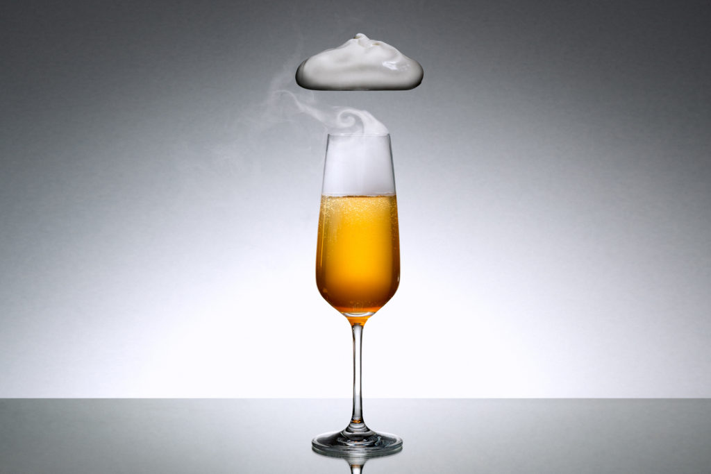Cloud on Air_Smoke & Mirrors_food on fork