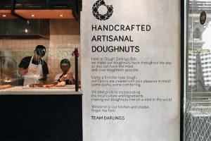 Dough Darlings - Food on Fork