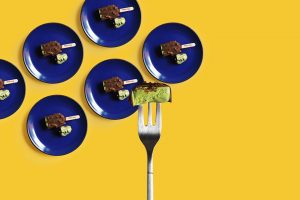 Haagen-Dazs-Mini-Food-on-Fork