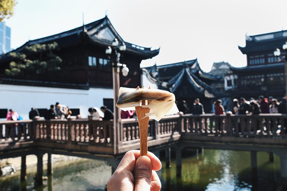 Peking-Duck-Food-on-Fork