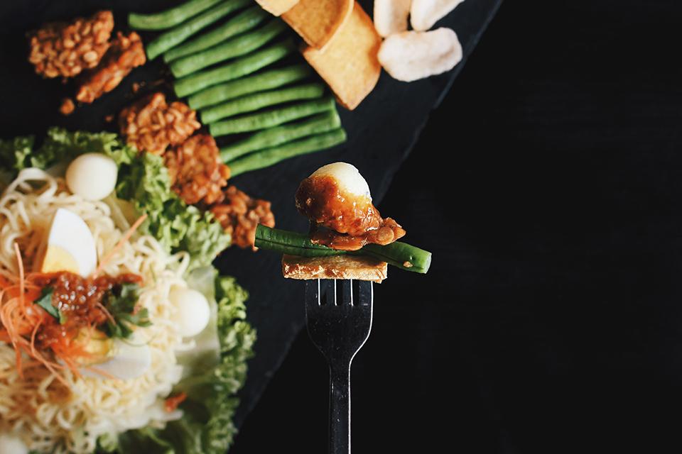 Rumah Pusah - Food on Fork