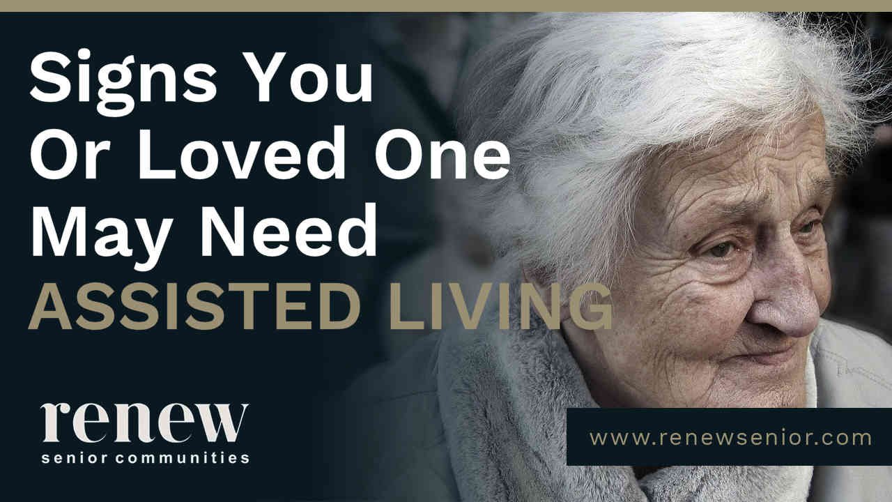 assisted living signs