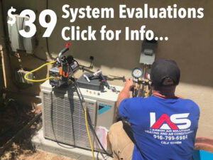Click here for $39 HVAC System Evaluations.