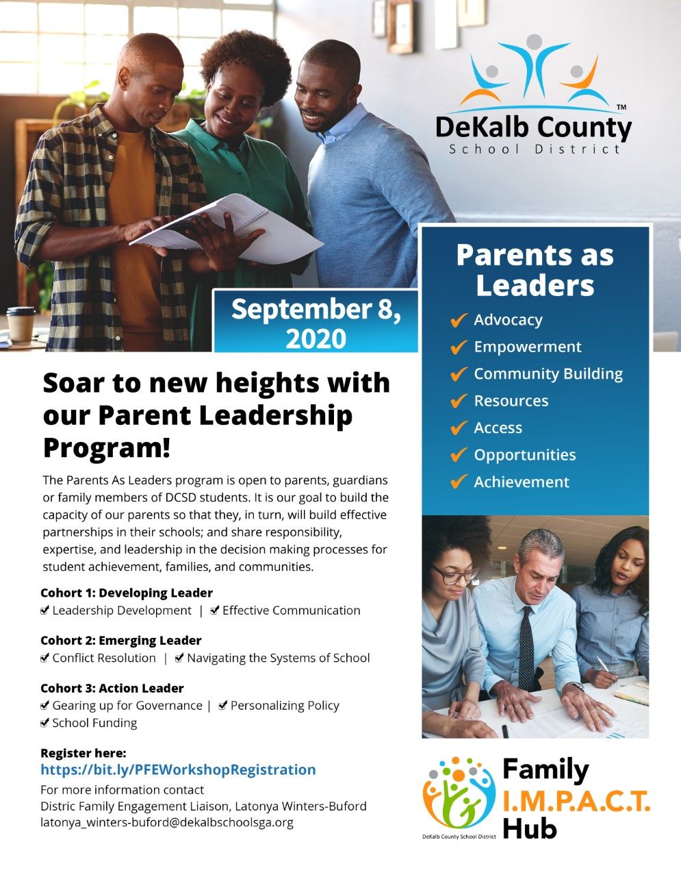 Parent Leadership Program