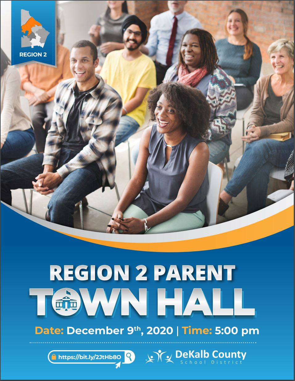 Region II Parent Town Hall