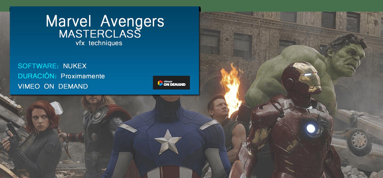 Nuke Master Program Marvel Avengers