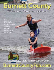 2019 Burnett County Guide and Map