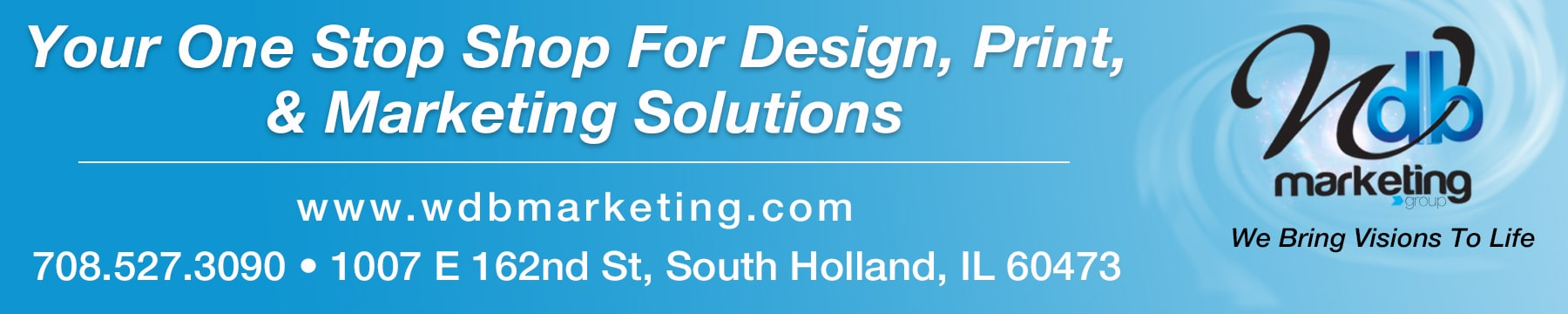 Contact WDB Marketing