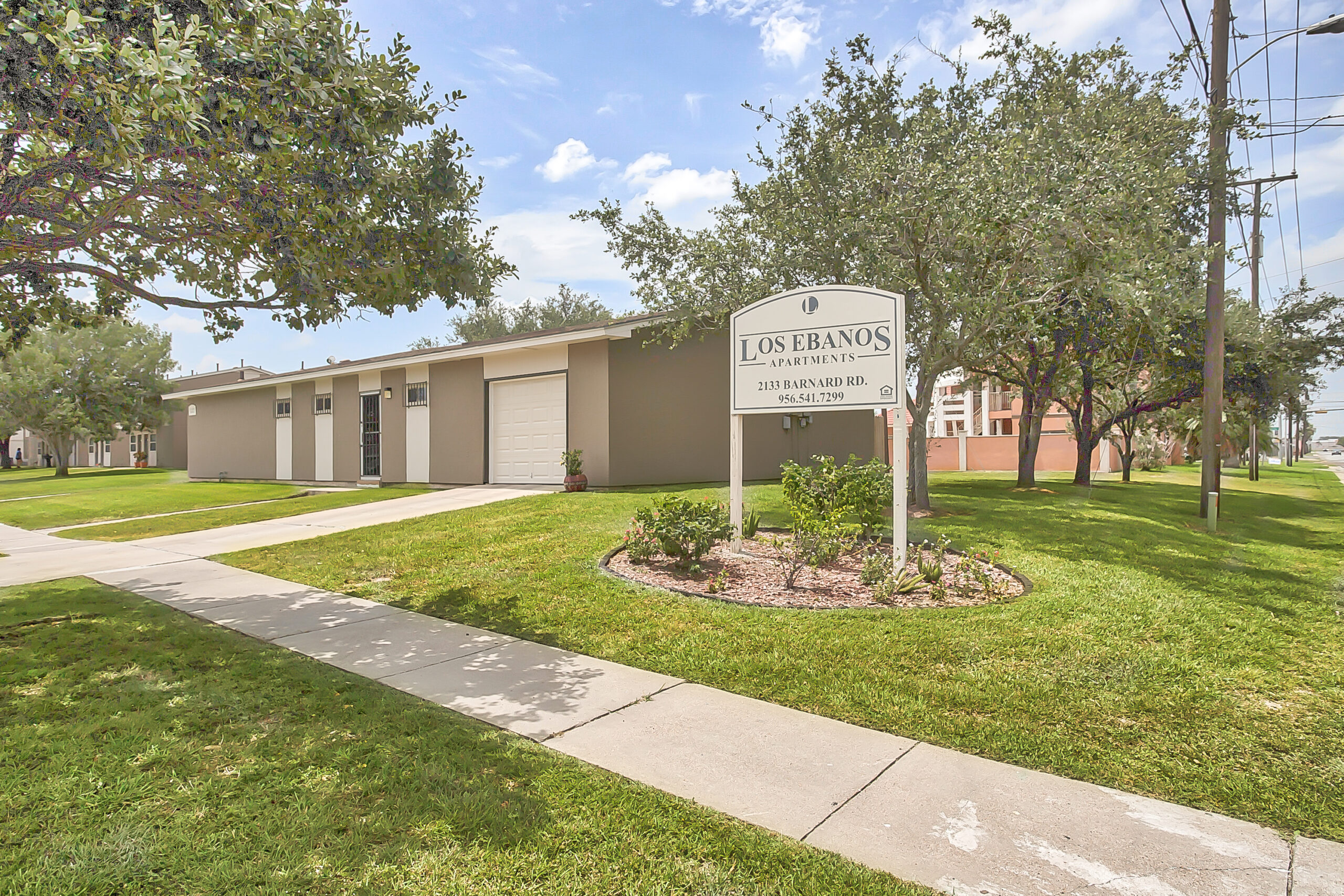 Front Property Sign_2133_Barnard_RD-Brownsville_TX_Los-Ebanos-Apartments_RPI_II-315431-34