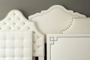 various-upholstered-headboard-shapes