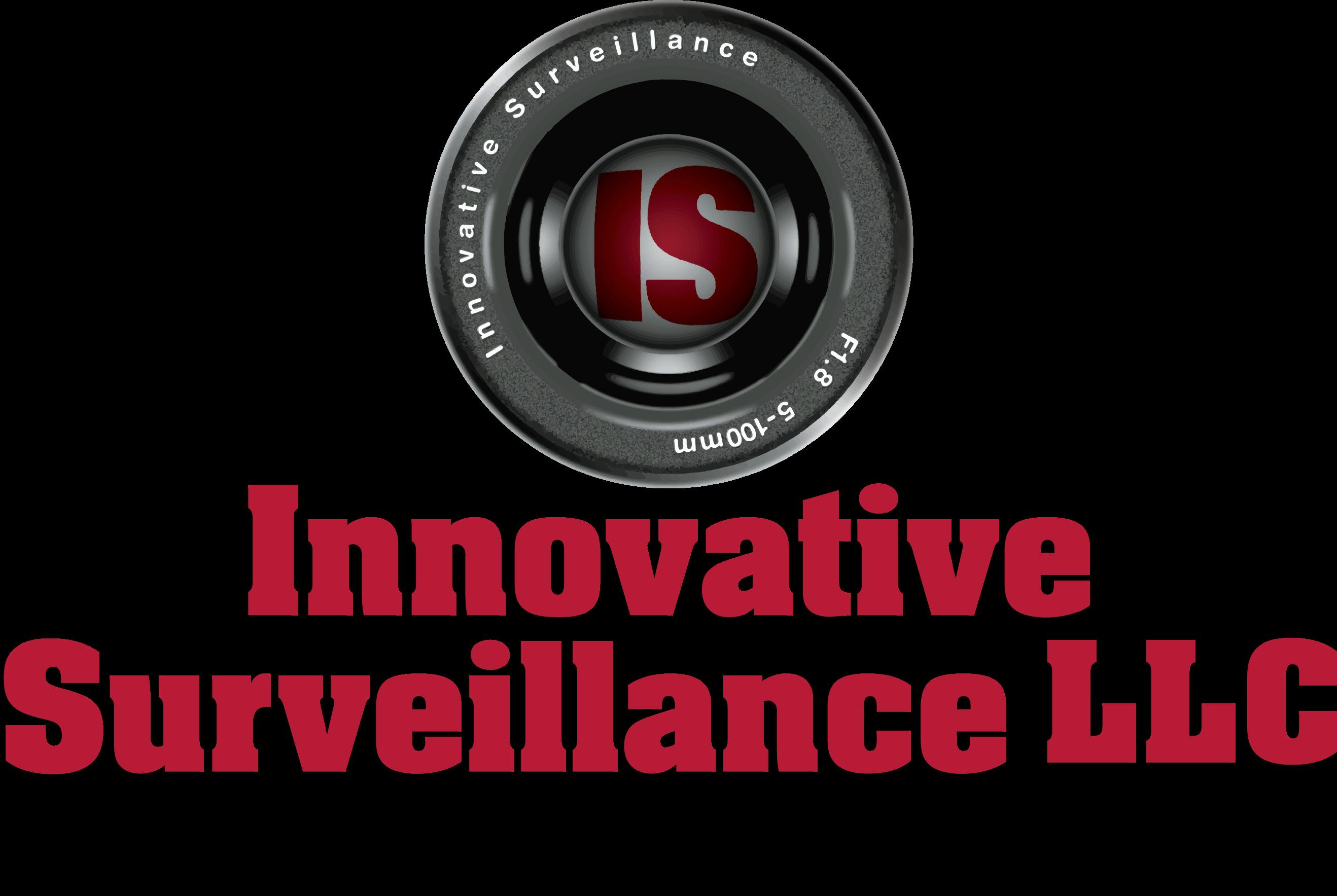Innovative-surveillance-logo-badge
