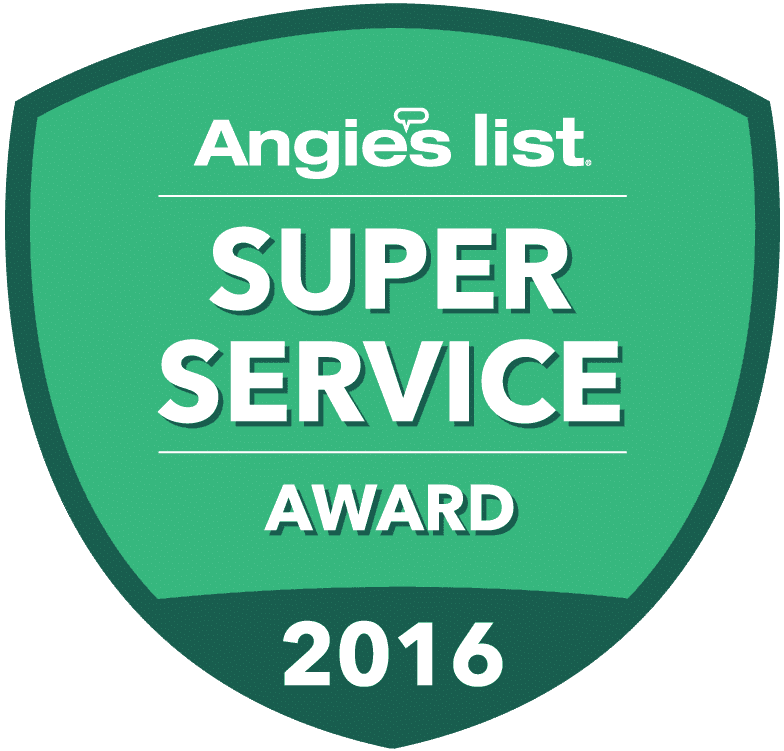 Angie's List Super Service Award 2016 for Open Sky Energy