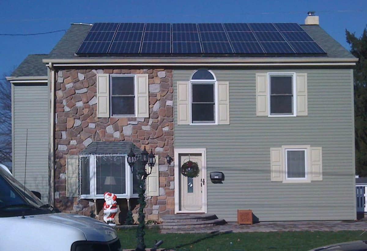 5.04 kW Solar Installation - Glenside, PA
