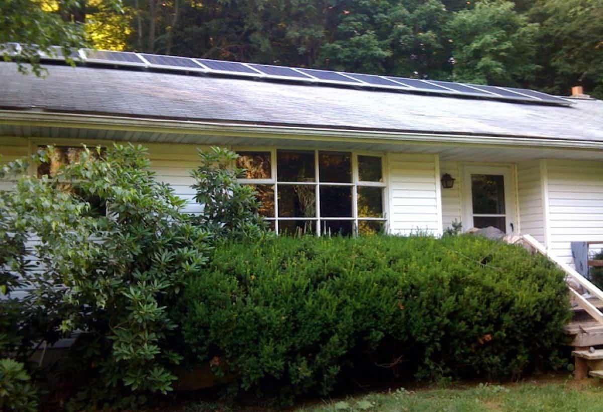 2.76 kW Solar Installation - Honeybrooke, PA