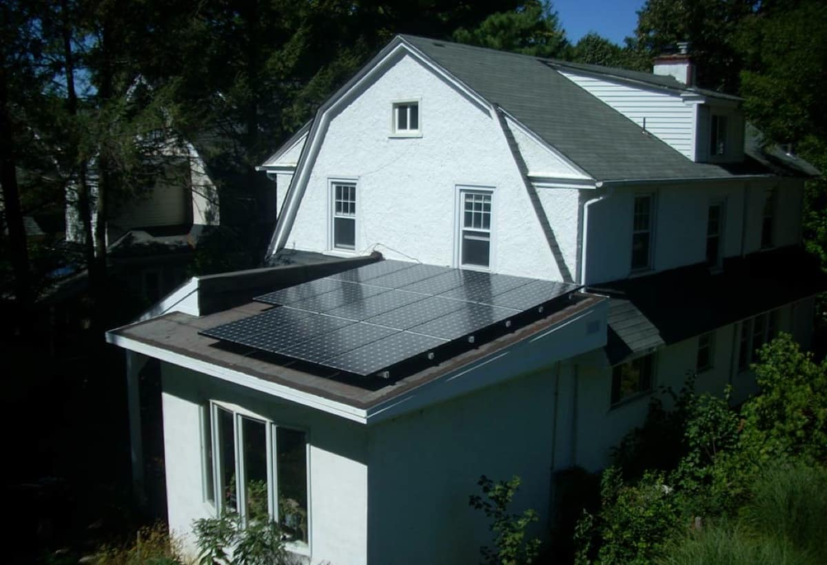 3.01 kW Solar Installation - Ardmore, PA