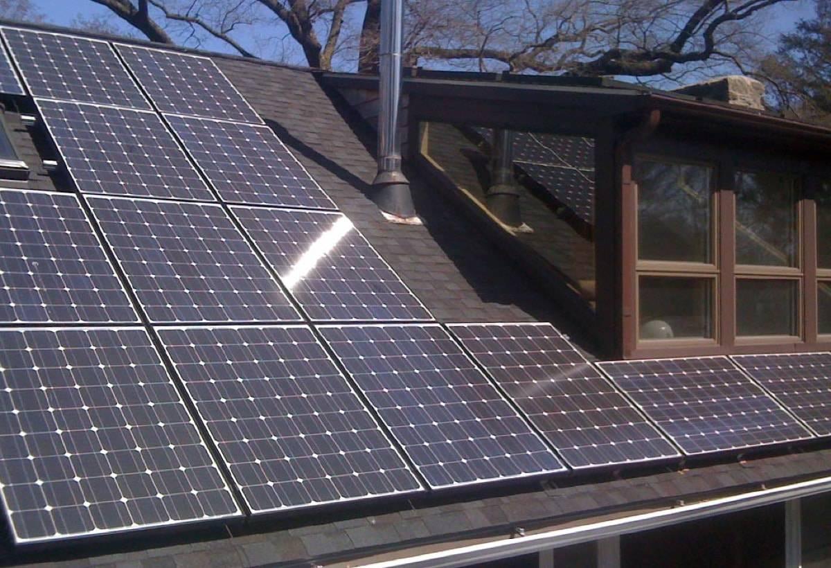 12.4 kW Solar Installation - Swarthmore, PA