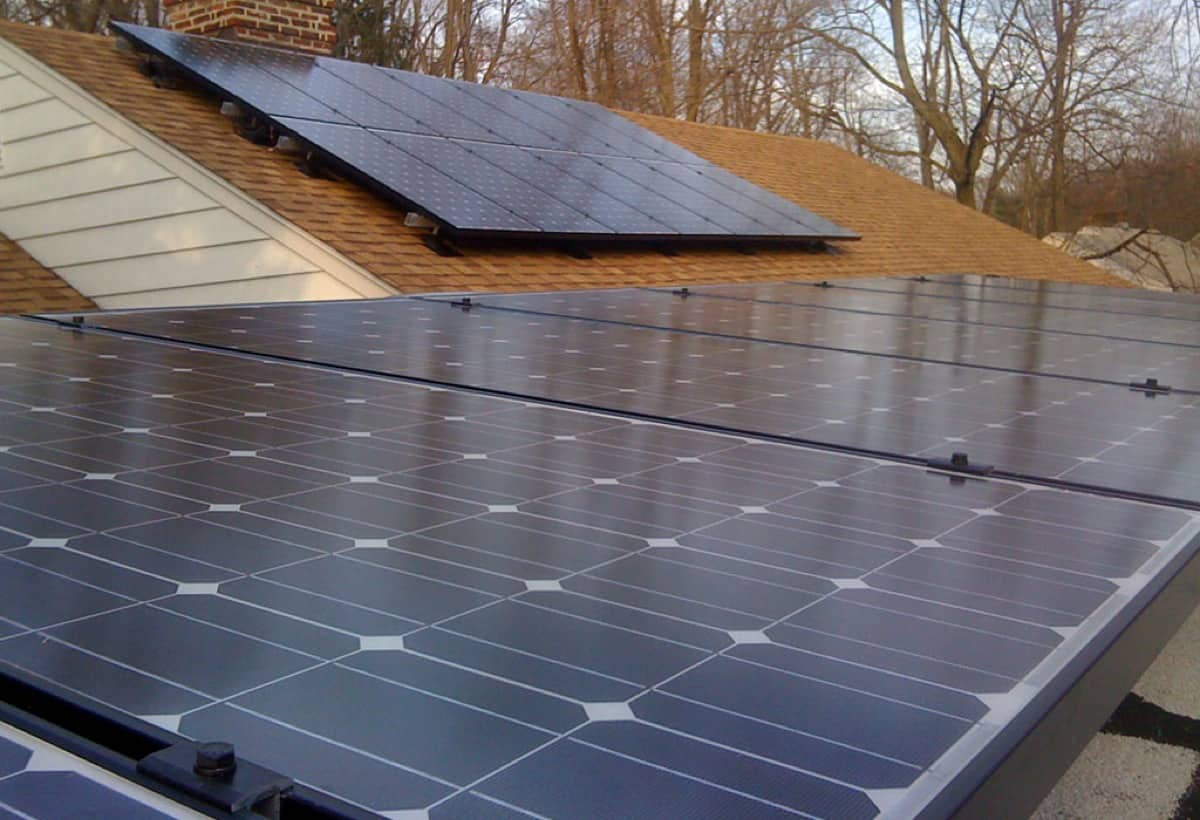 4.5 kW Solar Installation - Nether Providence, PA
