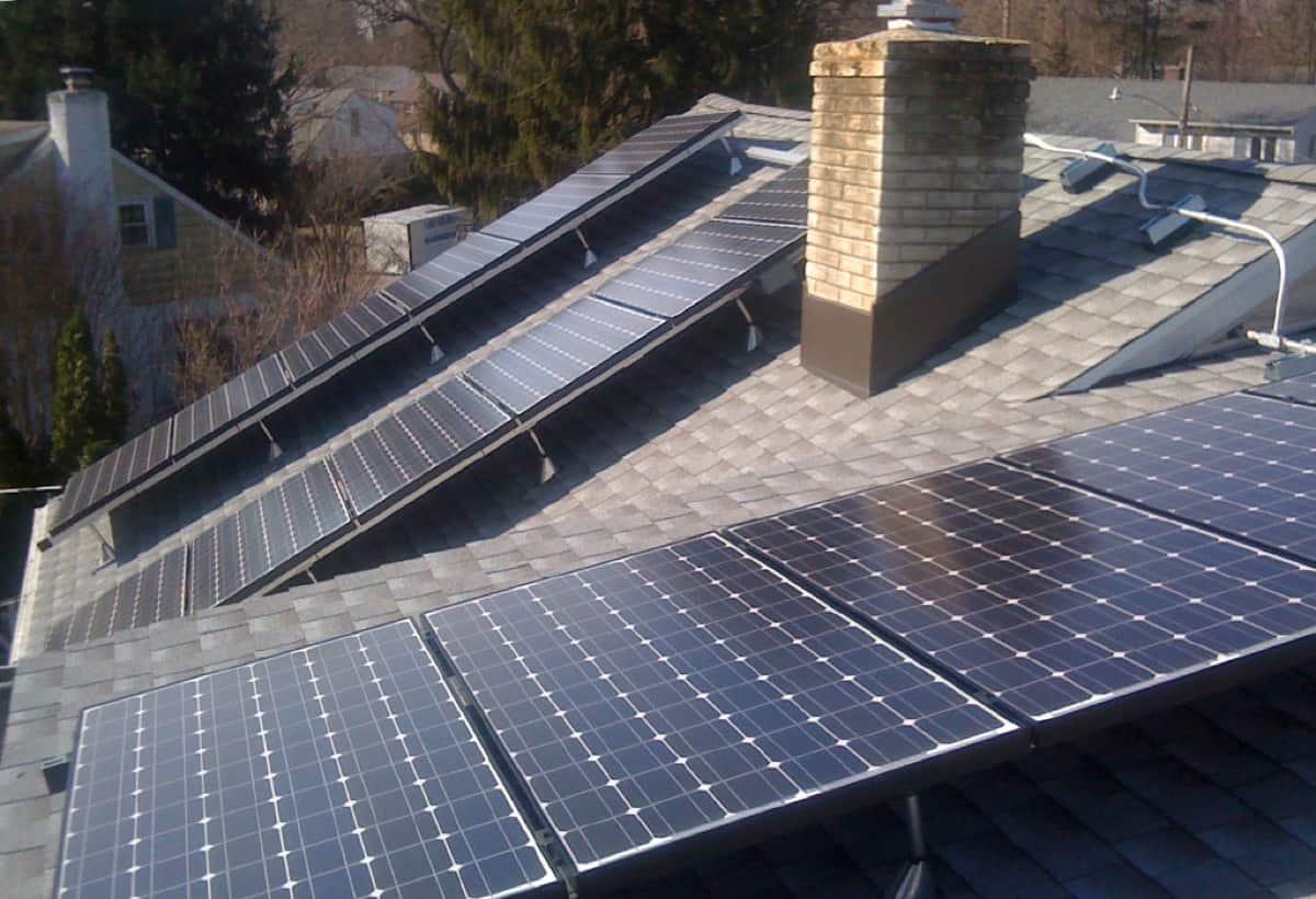 4.73 kW Solar Installation - Swarthmore, PA