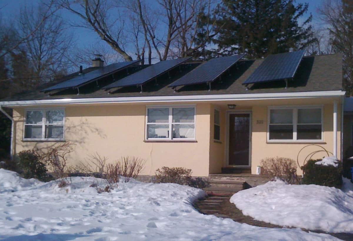 6.02 kW Solar Installation - Swarthmore, PA