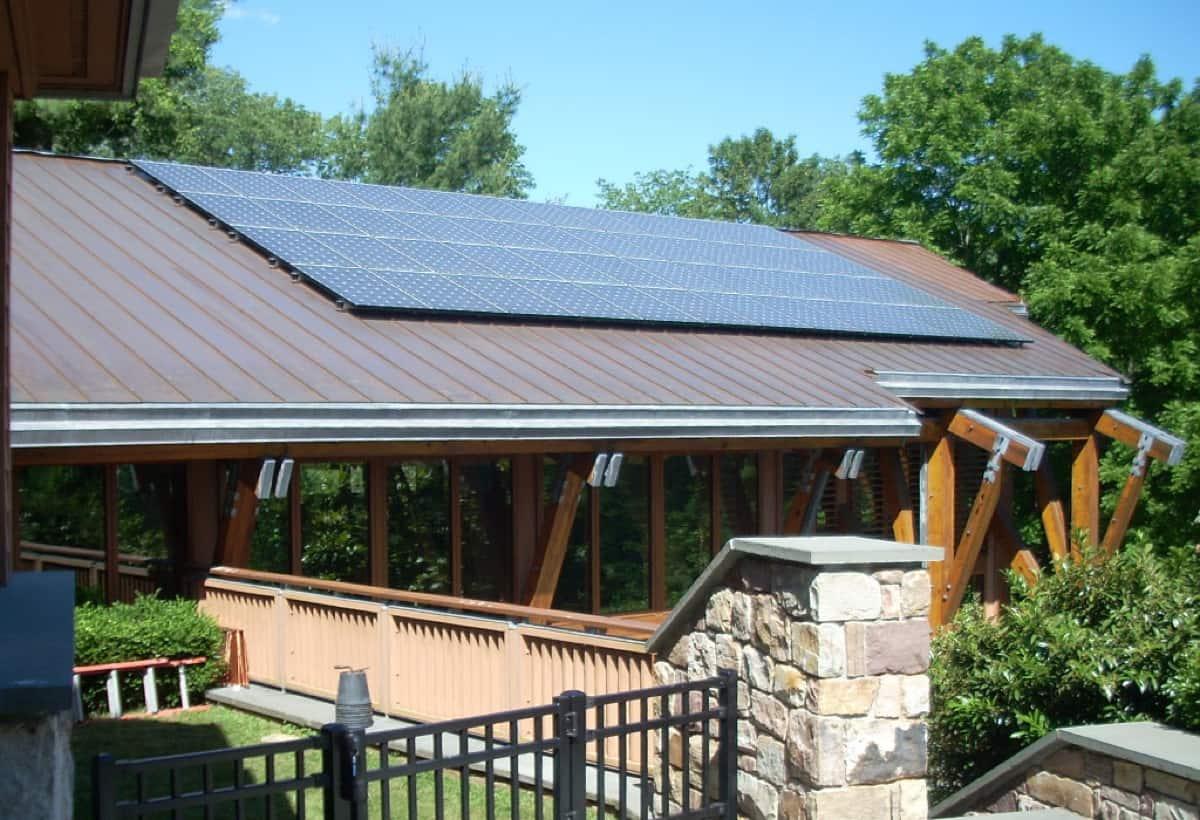 10.32 kW Solar Installation - Gladwyne, PA
