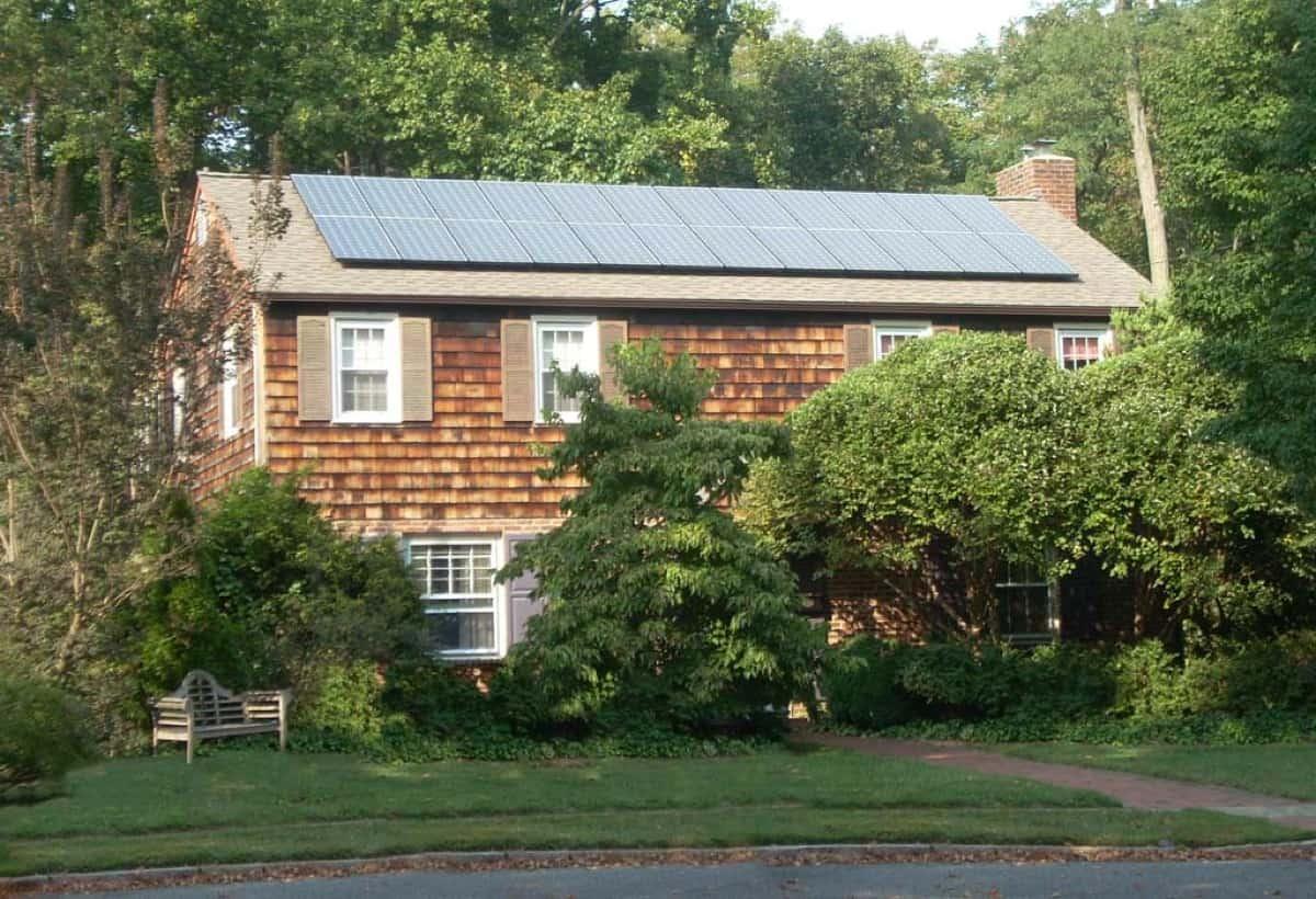 5.04 kW Solar Installation - Swarthmore, PA