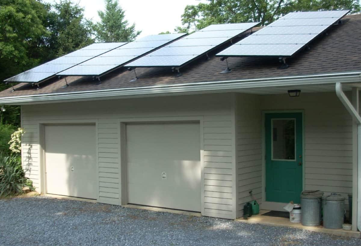 4.4 kW Solar Installation - Glenmoore, PA