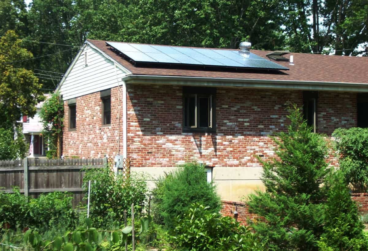 3.01 kW Solar Installation - Wallingford, PA