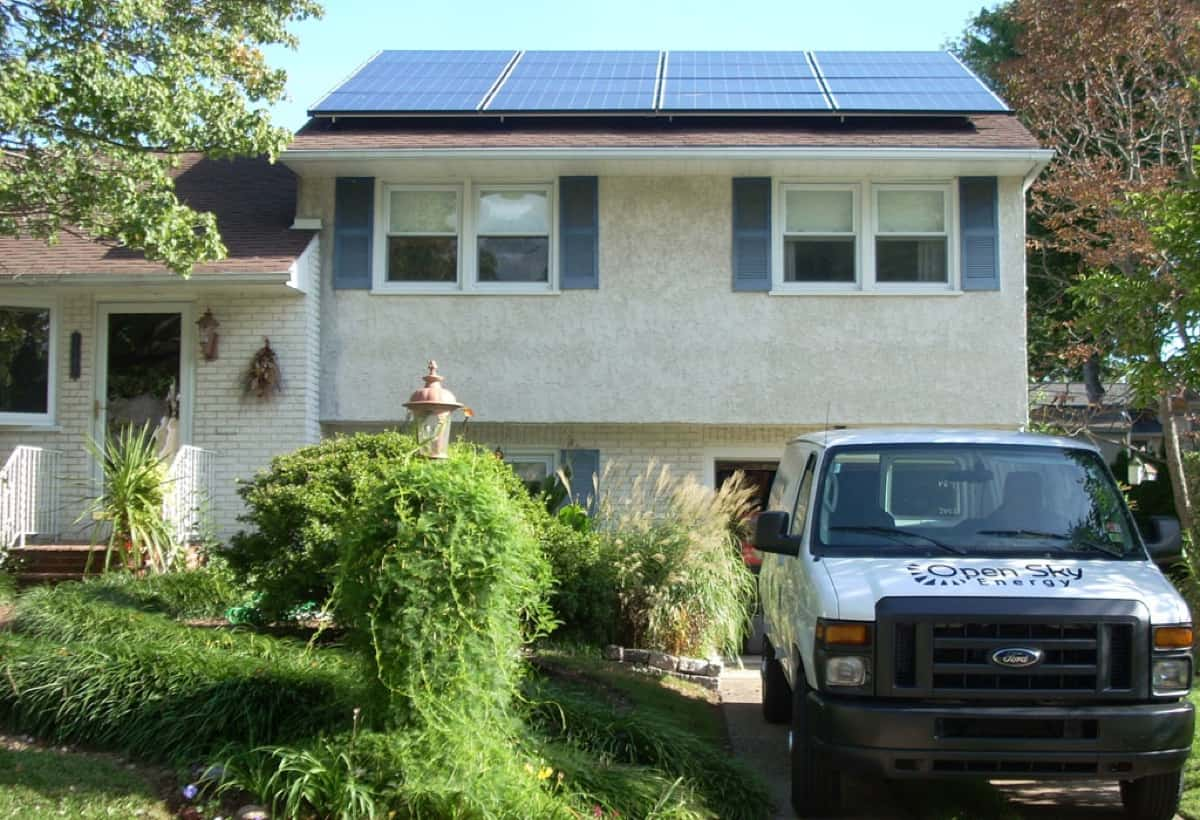 3.6 kW Solar Installation - Brookhaven, PA