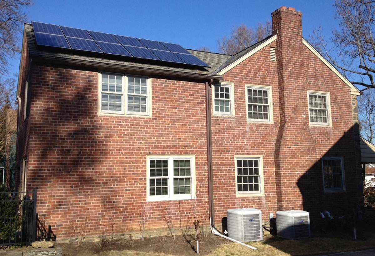 2.7 kW Solar Installation - Merion, PA