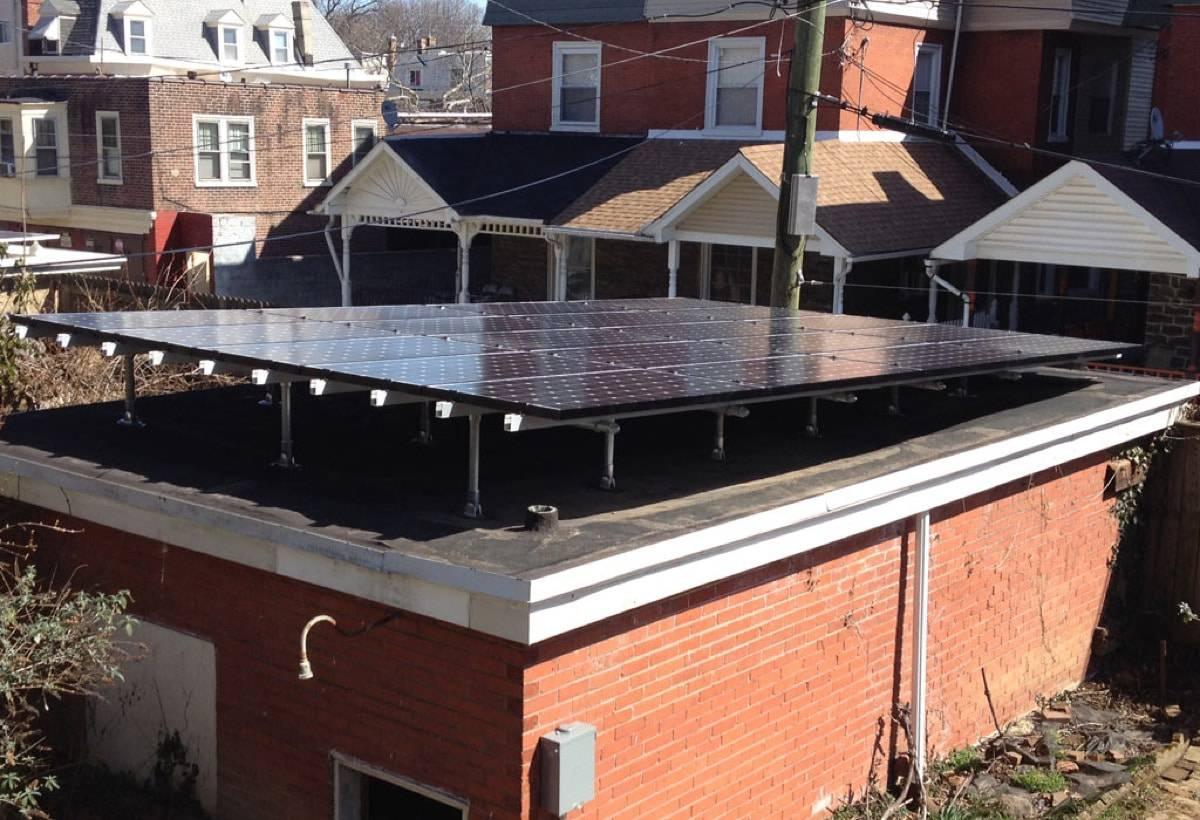 4.5 kW Solar Installation - Germantown, PA