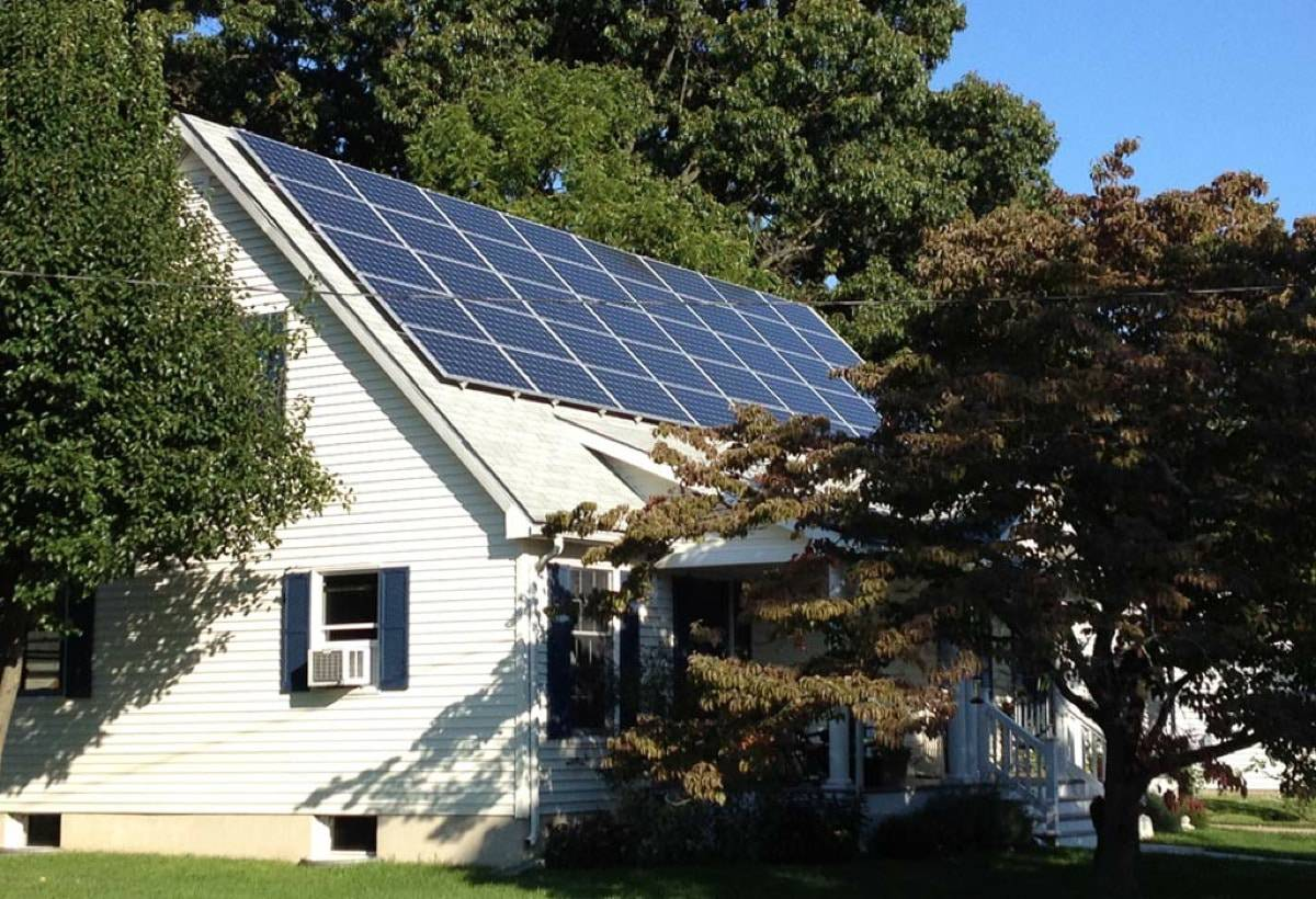 8 kW Solar Installation - Pitman, NJ