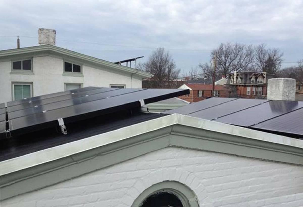 5.25 kW Solar Installation, Media Library - Media, PA