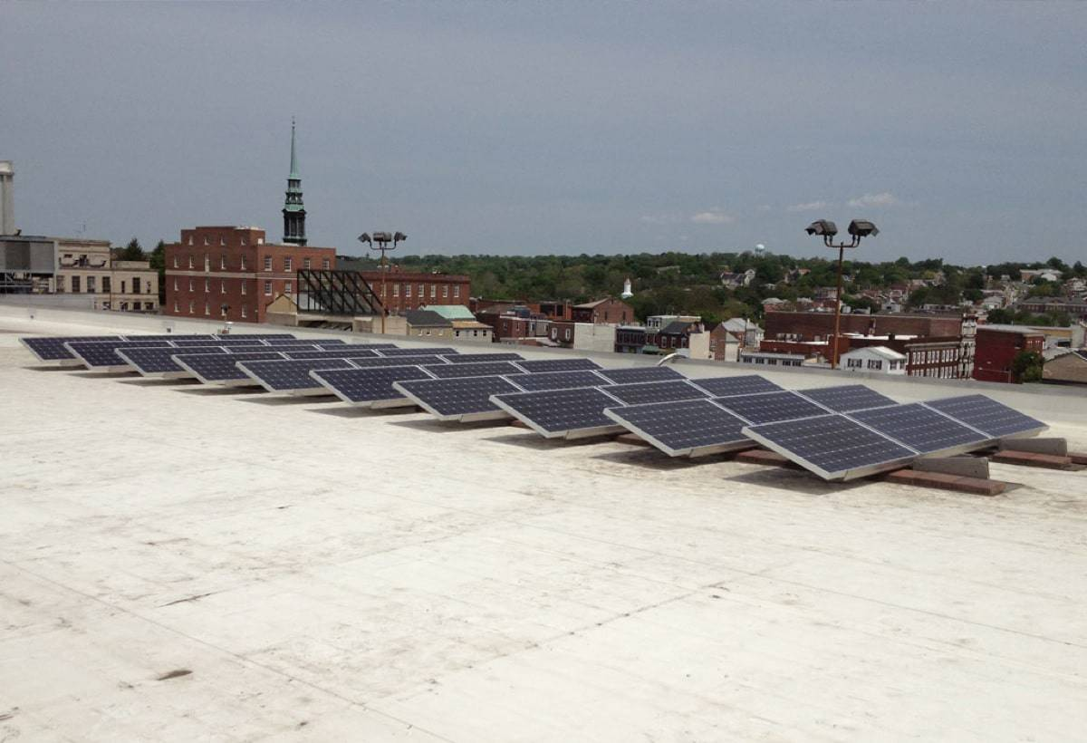5.4 kW Solar-Powered Battery Backup System - Norristown, PA