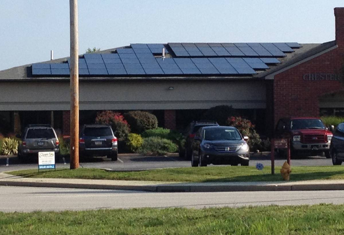 11.5 kW Addition to Existing 6.5 kW Solar Installation - Exton, PA