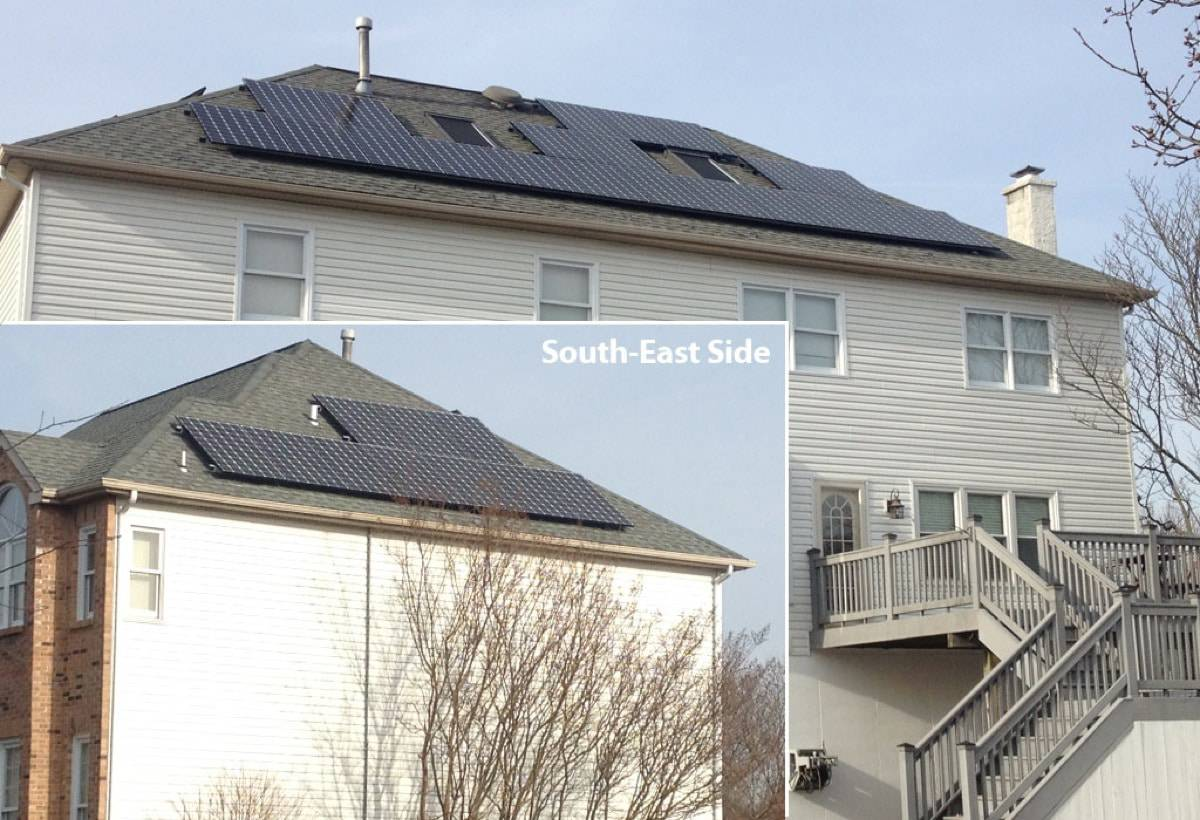 9 kW Solar Installation - Lansdale, PA