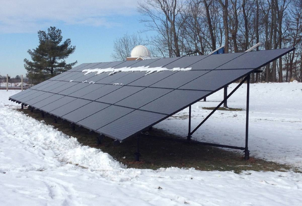 10 kW Addition to Existing 5 kW Solar Installation - Pipersville, PA